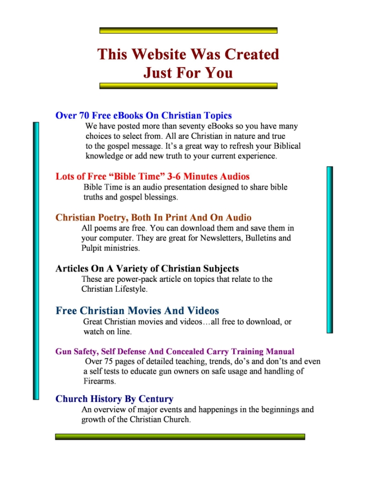 free christian ebooks to download